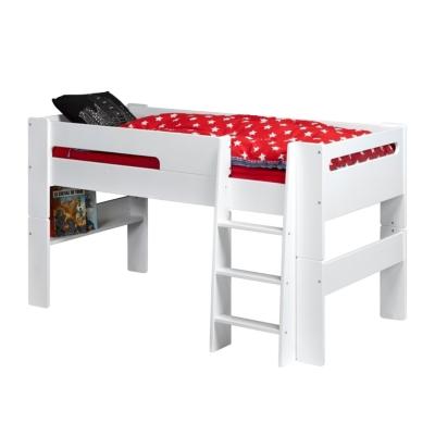 lit mi haut scoop 90 x 190 cm. Black Bedroom Furniture Sets. Home Design Ideas