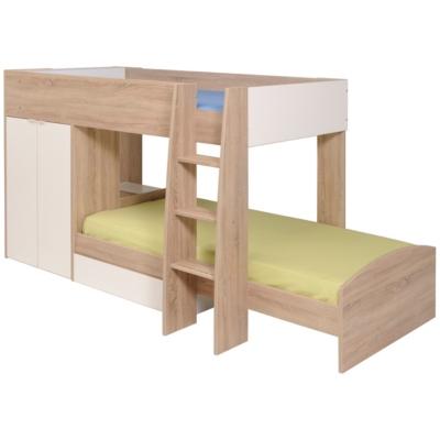 lits superpos s princy 90 x 200 cm. Black Bedroom Furniture Sets. Home Design Ideas