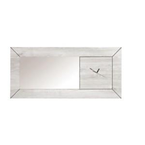 Miroir-horloge Silva