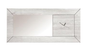 Miroir-horloge Salvi