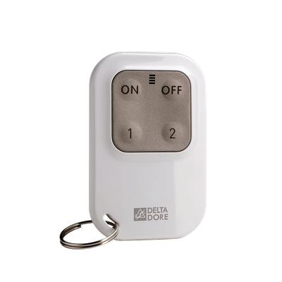 Télécommande radio pour système d'alarme