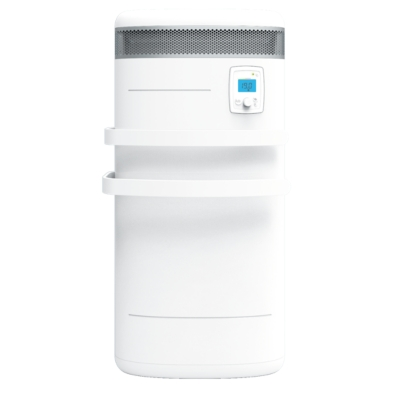 Radiateur sèche-serviettes CC Bain D  coloris blanc NOIROT