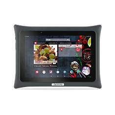 Tablette QooQ ULTIMATE grise