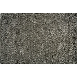 Tapis Bubbles TOULEMONDE BOCHART,  Anthracite
