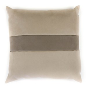 Coussin Kanéa, Beige/Taupe