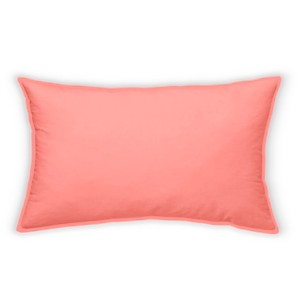Coussin Oxford, Rose