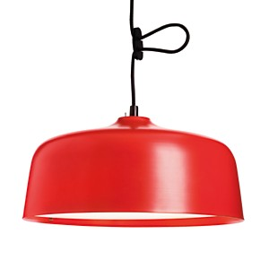Luminothérapie INNOLUX lampe Candeo  coloris rouge