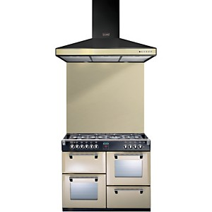 Ensemble piano de cuisson STOVES  PACKR110DFCH garanti 5 ans