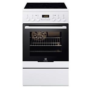 Cuisinière électrique EKC54350OW ELECTROLUX