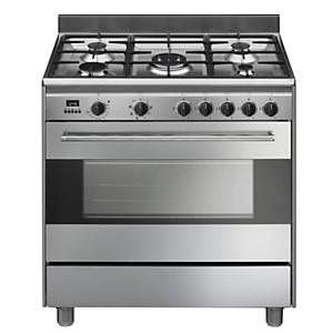 Piano de cuisson mixte SMEG BG91CTX9 garanti 5 ans