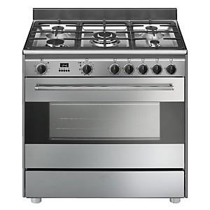 Piano de cuisson mixte SMEG BG91PX9 garanti 5 ans