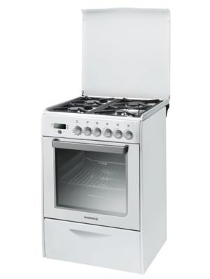 Cuisinière ROSIERES RGP6376RBX 4 feux  gaz