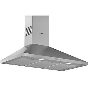 Hotte décorative BOSCH DWP94BC50 90 cm finition inox