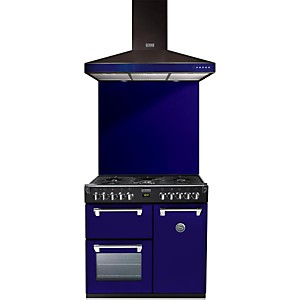 Piano de cuisson mixte STOVES PACKR90DFBLO