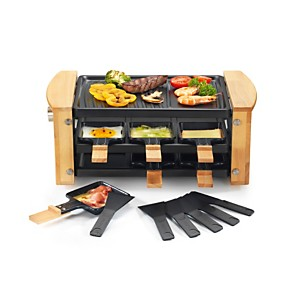Raclette Grill KCWOOD6RP KITCHENCHEF