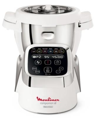 Robot cuiseur MOULINEX COMPANION XL HF806E10