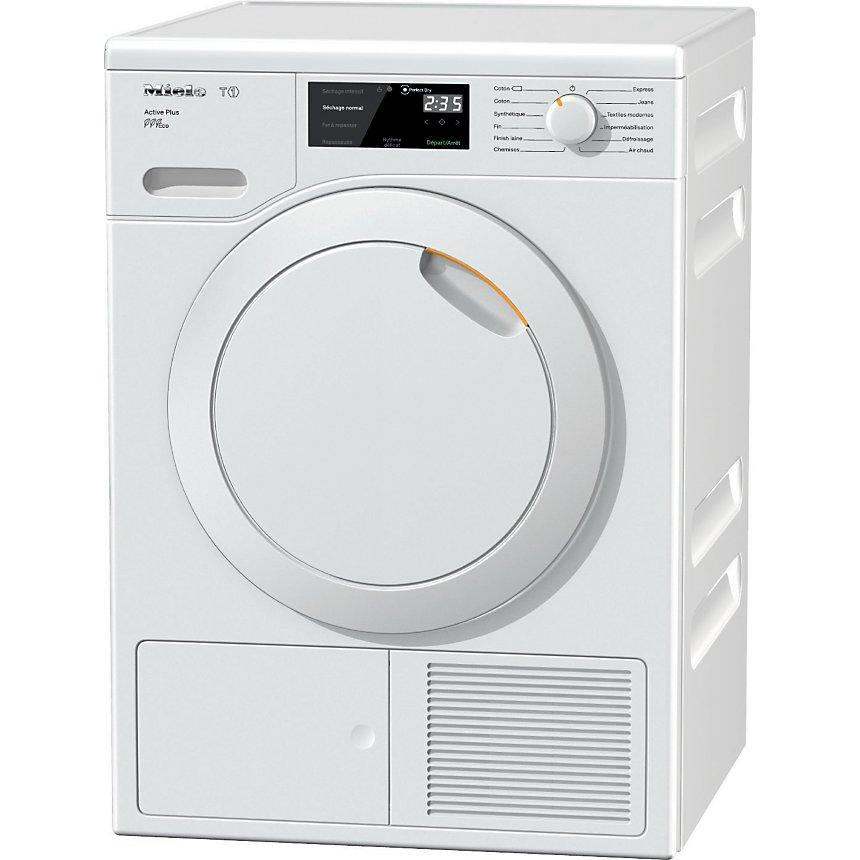 Sèche linge MIELE TCE520WP garanti  5 ans