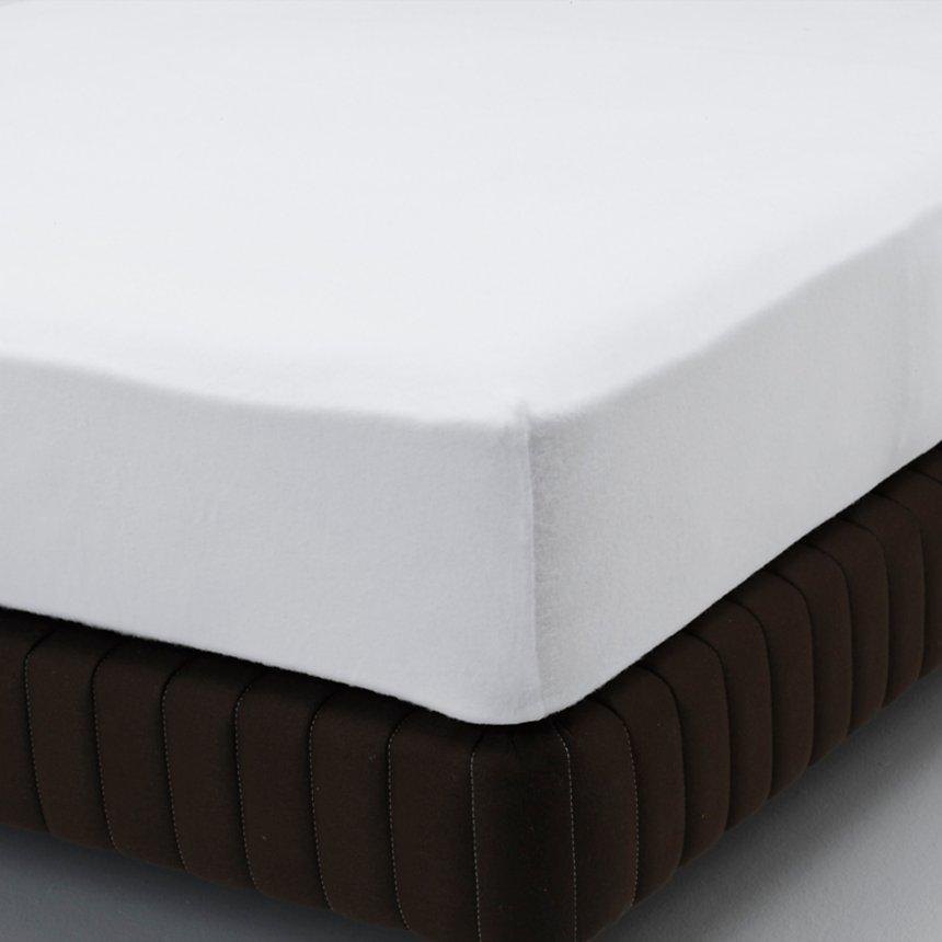 Protège matelas Cocoon, coton recyclé