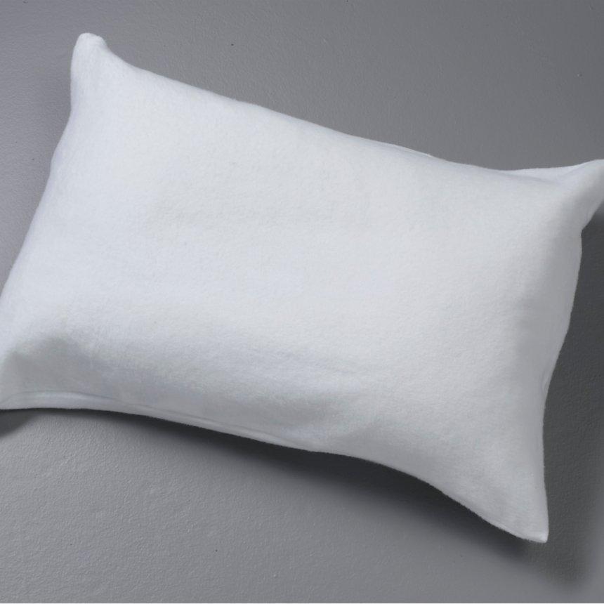 Sous-taies d'oreiller Cocoon, coton recyclé