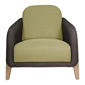 Fauteuil tissu Stockholm