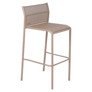 Lot de 2 chaises de bar Cadiz FERMOB