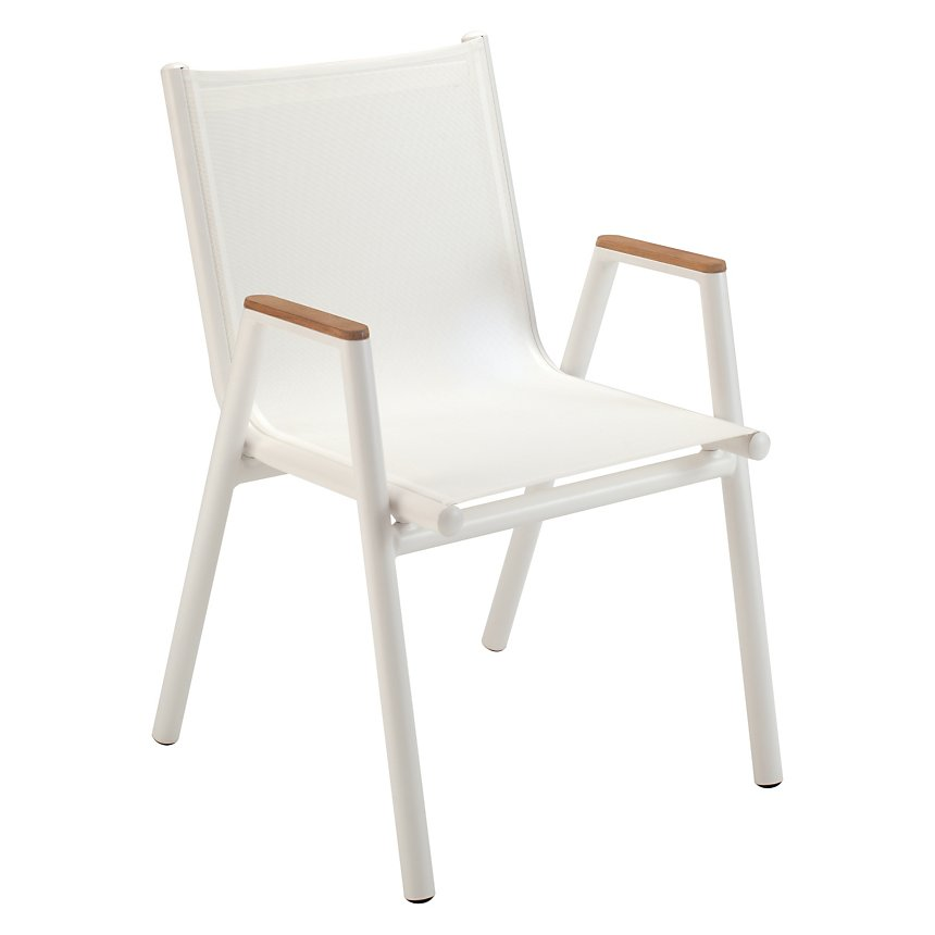 Lot de 2 fauteuils repas Pilotis  VLAEMYNCK