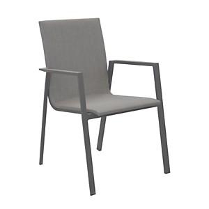 Lot de 4 fauteuils empilables Nova OCEO