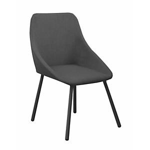 Lot de 4 fauteuils Bossa empilables OCEO