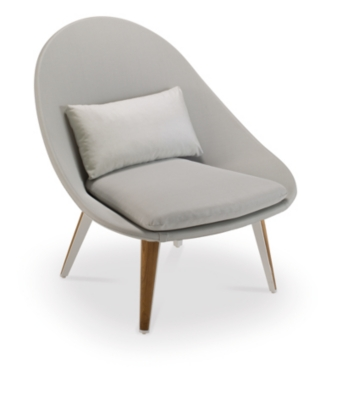 Fauteuil bas Vanity VLAEMYNCK