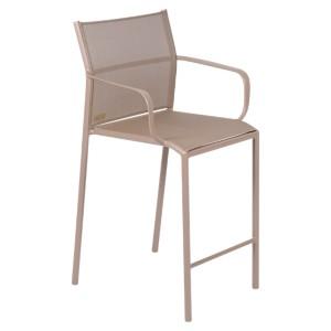 Lot de 2 fauteuils haut Cadiz FERMOB