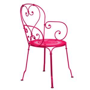 Lot de 2 fauteuils empilables 1900  FERMOB