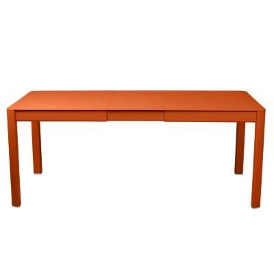 Tables de jardin orange - Camif