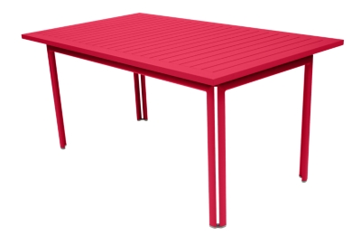Table aluminium FERMOB Costa 160 x 80 cm