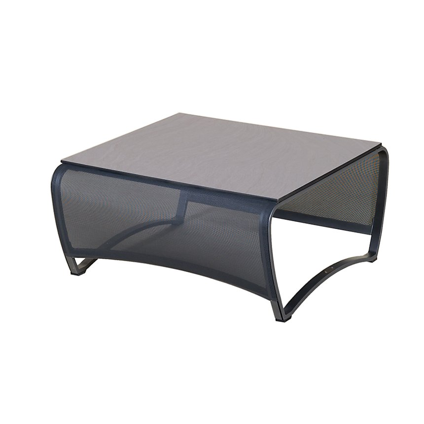 Table basse 70 x 70 cm Jet Stream LES  JARDINS