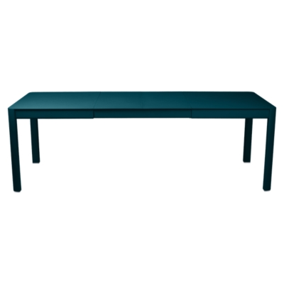 Table Ribambelle avec 2 allonges FERMOB