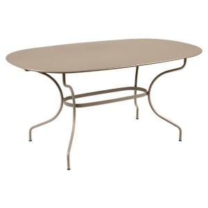 Table ovale 160 x 90 cm Opéra+ FERMOB