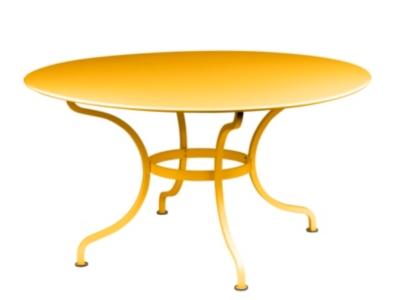 Table ronde FERMOB Romane Ø 137 cm,  tout acier