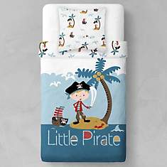 Parure de lit Little Pirate