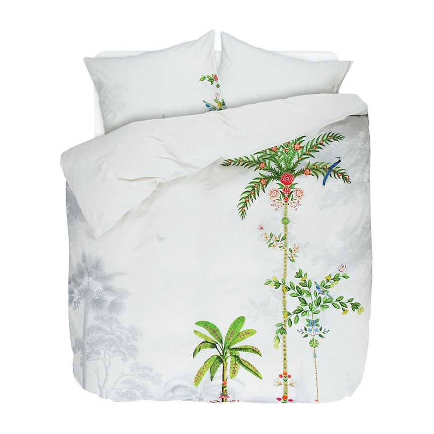 Drap housse percale Indian Palms PIP  STUDIO
