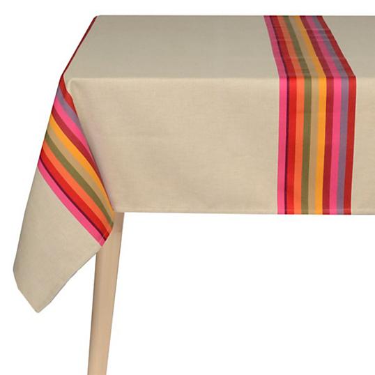 Linge de table maul on fuchsia artiga - Nappe fushia table ...