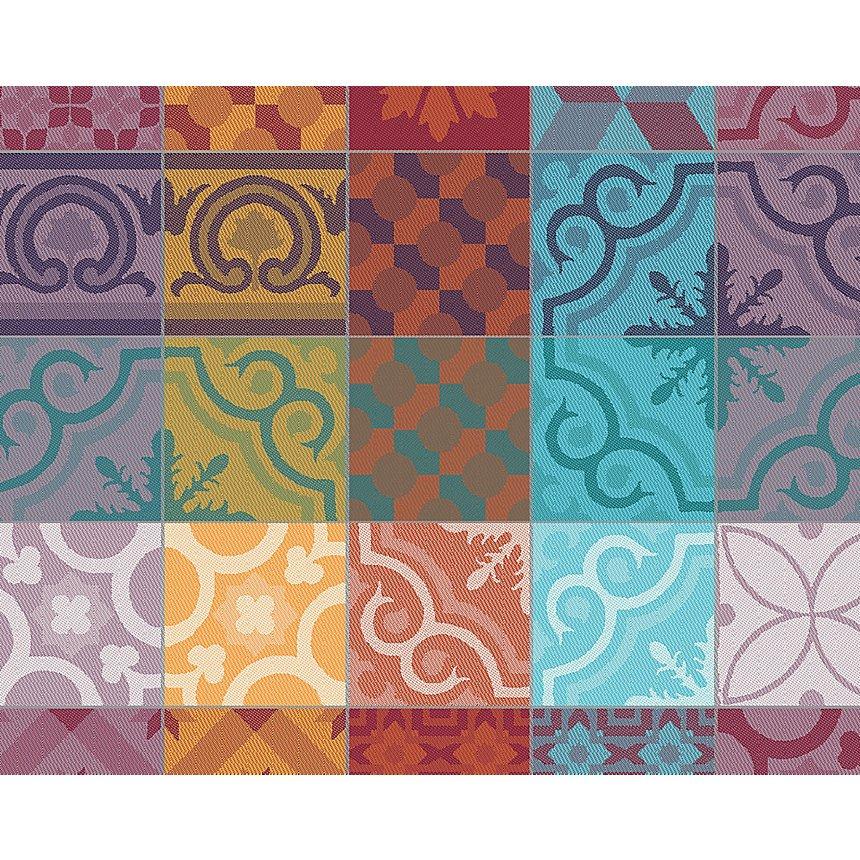 Lot de 4 sets de table Mille Tiles  GARNIER THIEBAUT
