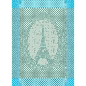 Lot de 2 torchons Eiffel Vintage GARNIER