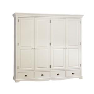 Armoire Hastings 4 portes et 4 tiroirs
