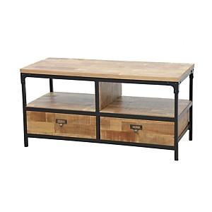 Meuble TV 2 tiroirs Industry
