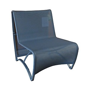 Lot de 2 fauteuils Jet Stream SEL LES  JARDINS