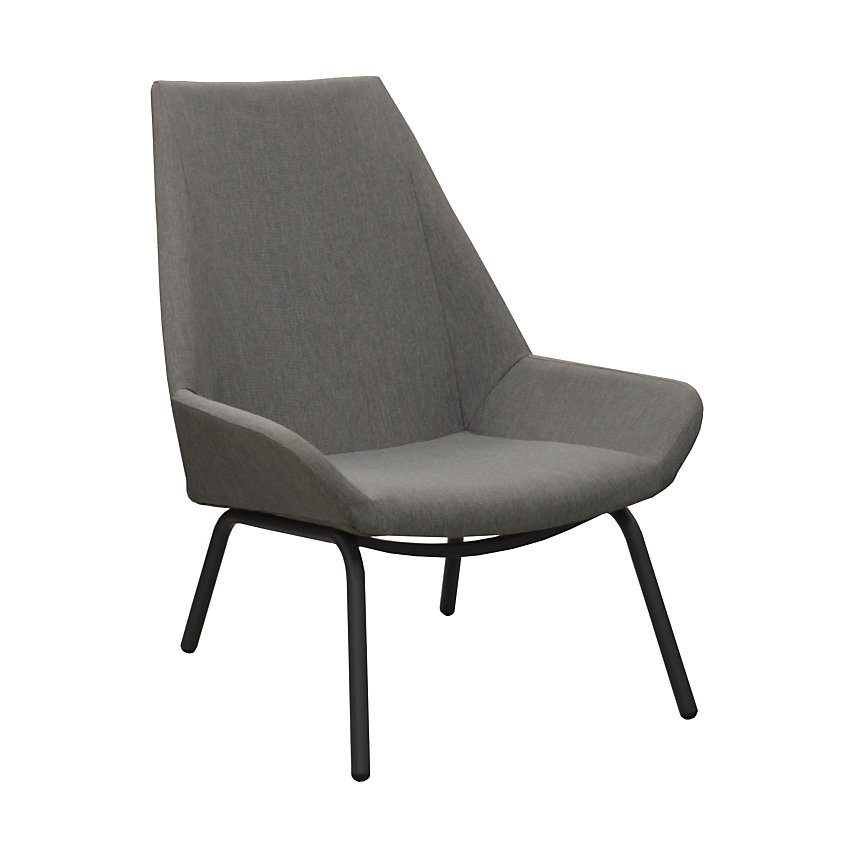 Lot de 2 Fauteuils Bossa Lounge Océo