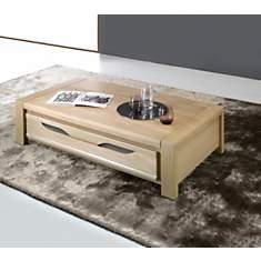 Table basse 1 tiroir Ankara