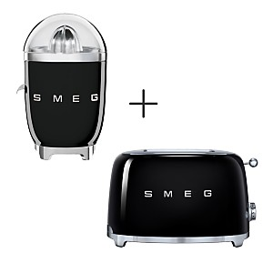 Toaster 2 tranches + Presse-agrumes noir