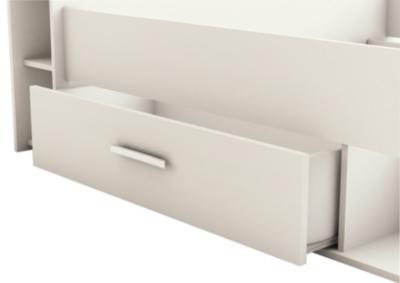 lit rangement dana. Black Bedroom Furniture Sets. Home Design Ideas
