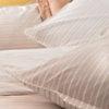 Parure de lit percale Transat ESSIX